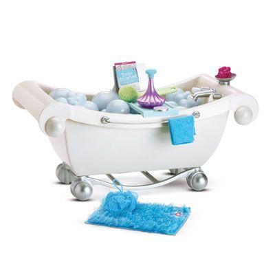Bubble Tub Bubbles Tub American Girl