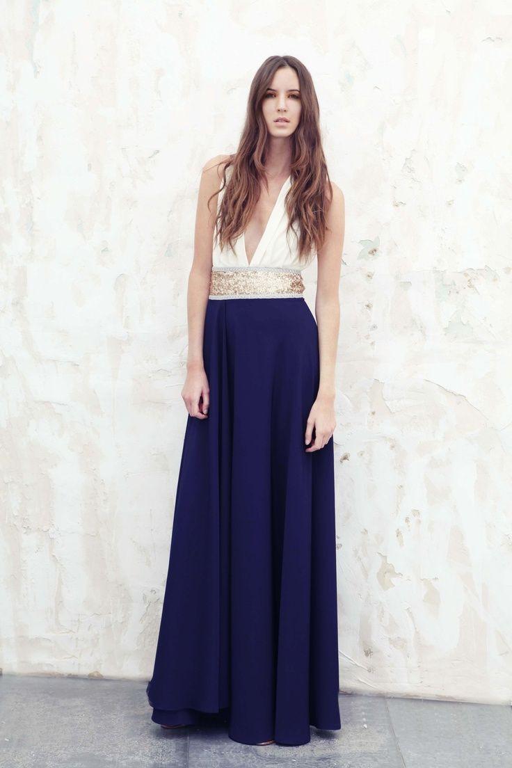 wedding guest telva - Buscar con Google | vestits de festa ...