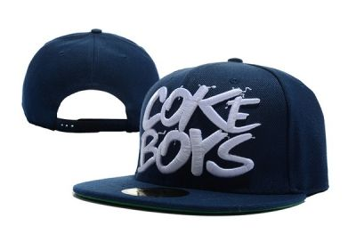 Coke Boys snapback hats navy online for sale from wfsland.com