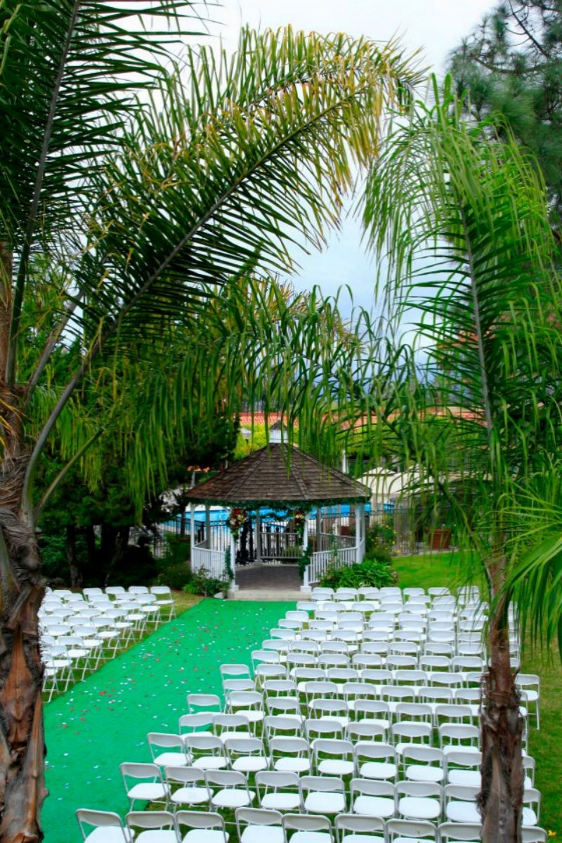 The Palm Garden Hotel Weddings Get Prices for Los