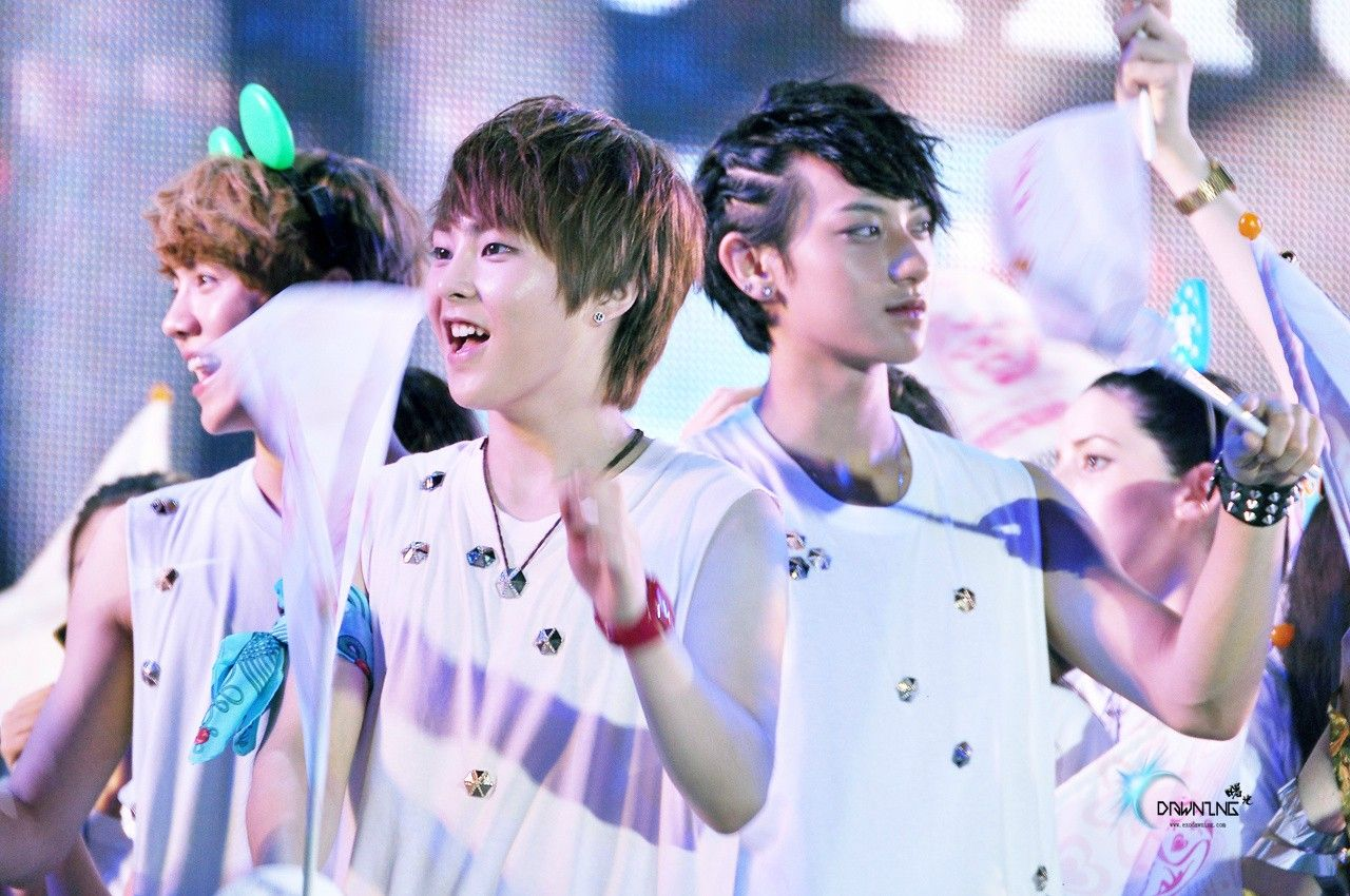 120818 SMTOWN Live Tour Ⅲ in Seoul Ending