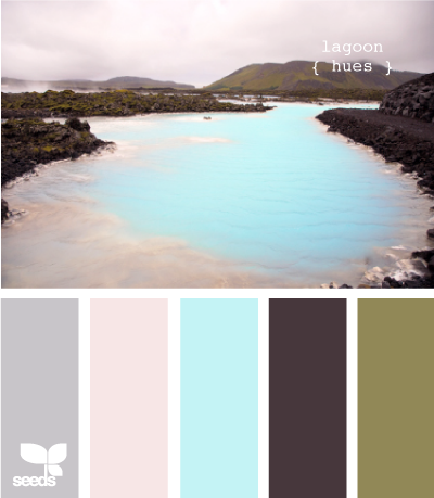 Lagune schlafen pinterest farben wandfarbe und farbpalette - Wandfarbe lagune ...