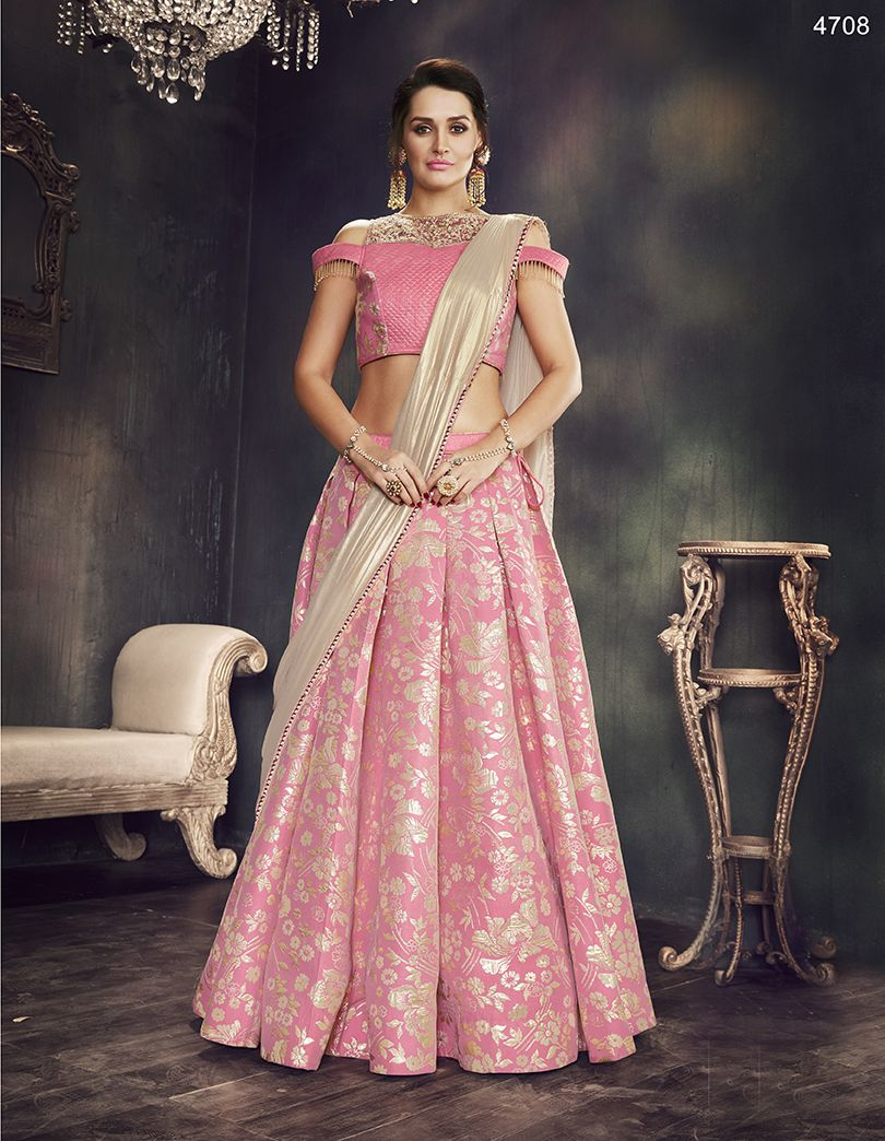 2659 Elan Bridal ready to wear lehenga choli