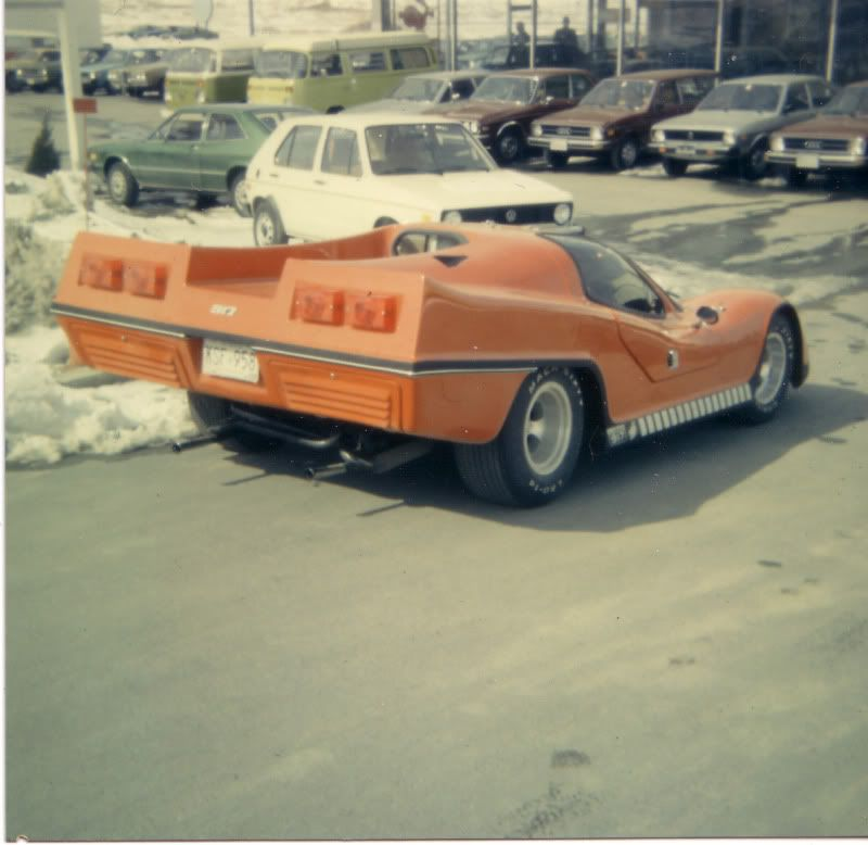 Kit Cars, Vintage Photos