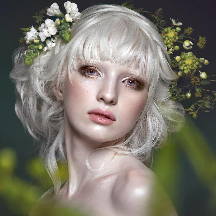 Resultado de imagen para rusia albino model