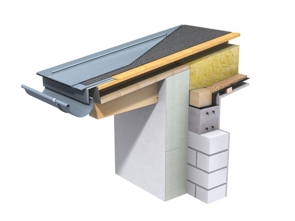 Image Result For Rheinzink Double Standing Seam 3d