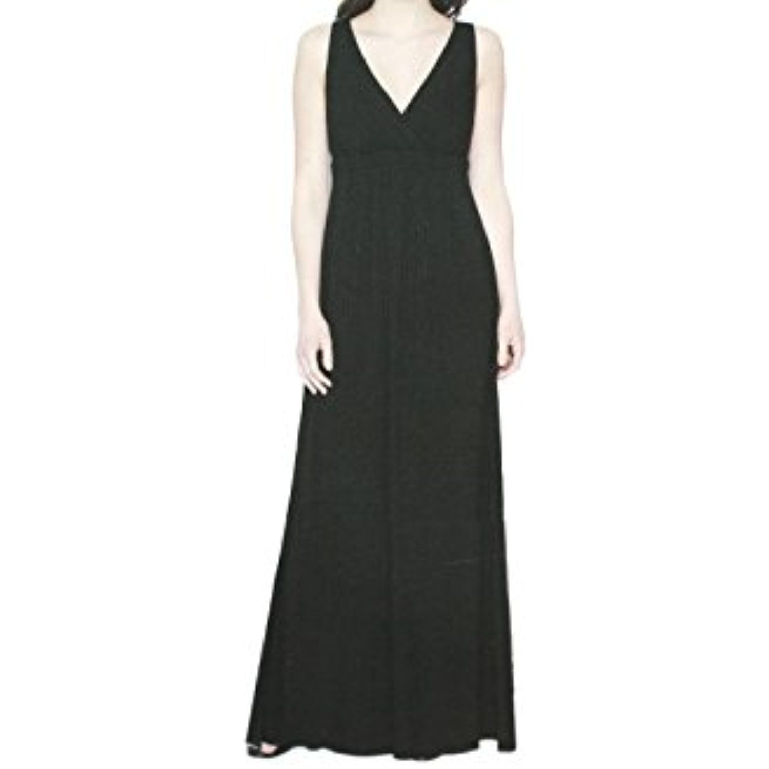 Womenus crossover vneck pull over maxi dress ueueue you can get