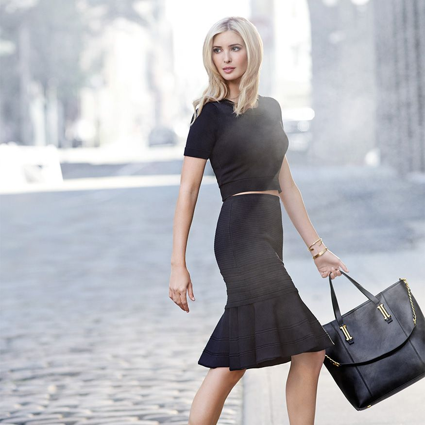 In A World Of Kardashians Be An Ivanka Ivanka Pinterest Stylists Editor And Bags