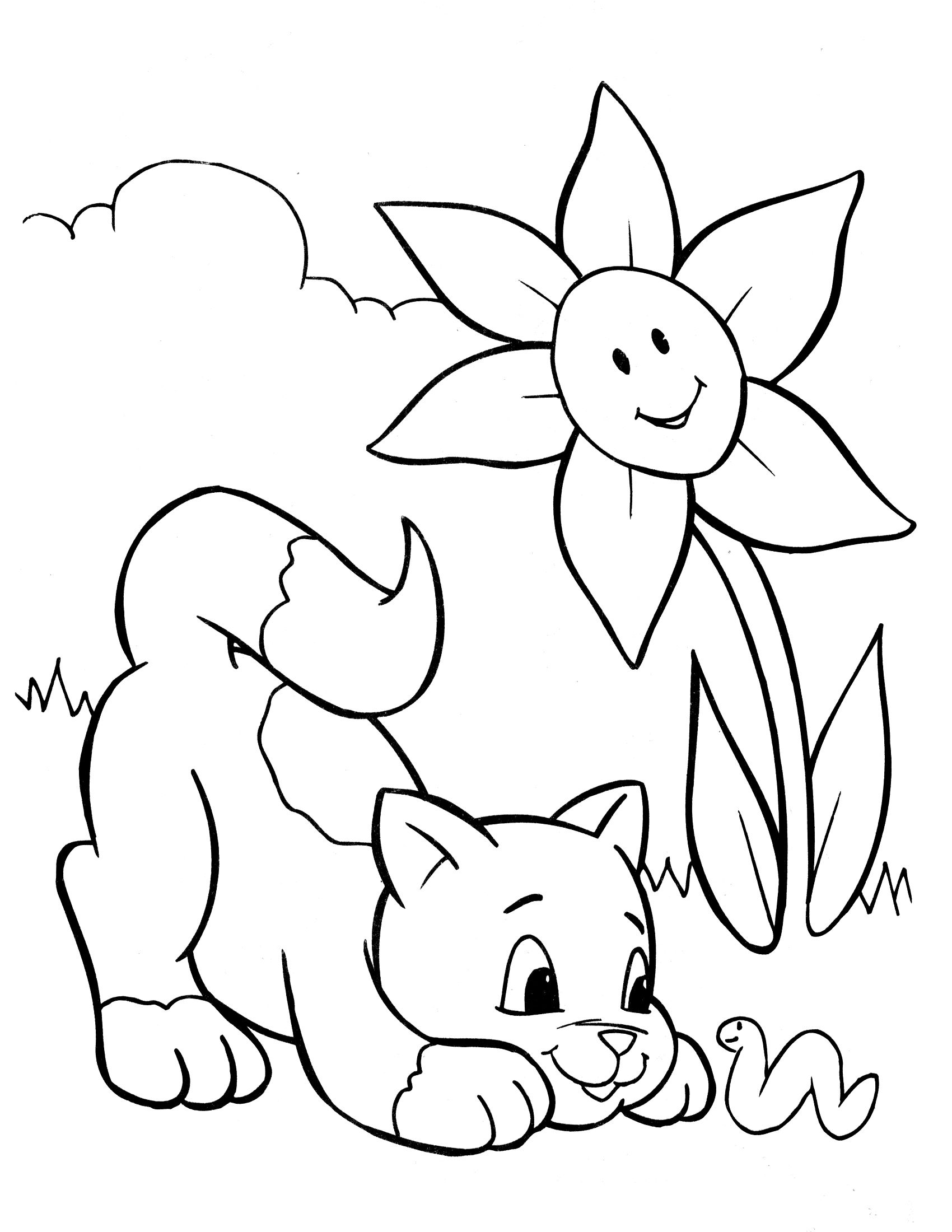 Crayola 12 Coloringcolor Com Kids Printable Coloring Pages Spring Coloring Pages Bunny Coloring Pages