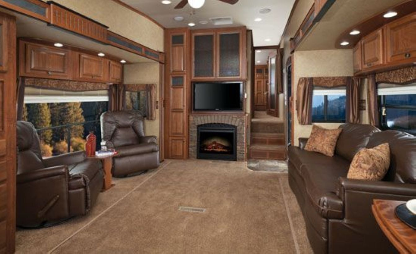 43 Cozy Interior Rv Large For Your Family Rv Living Rv Interior
