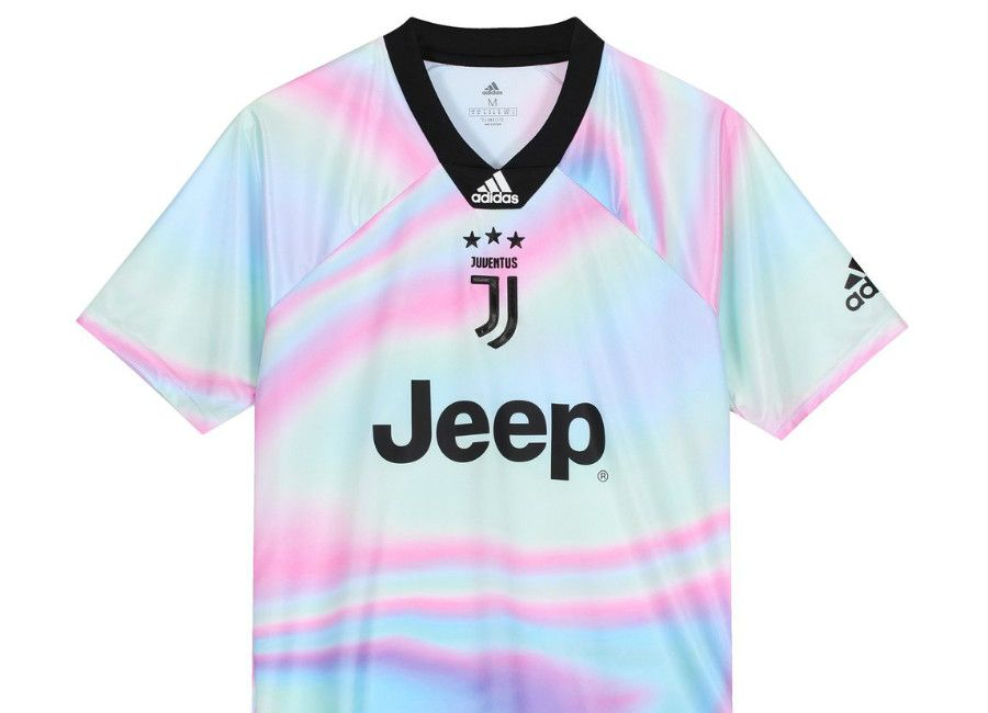Juve Juventus Adidasfootball Juventus X Adidas X Fifa 19 Digital Fourth Kit Fifa Juventus Digital Shirt