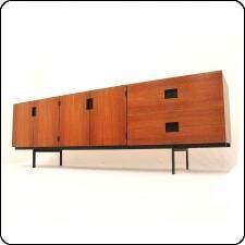 DU03 Japanese Series Sideboard by Cees Braakman for Pastoe
