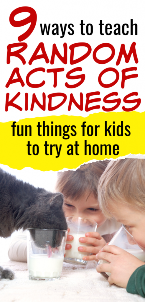 9 Simple Ways to Show Kindness for Kids That Are Easy To