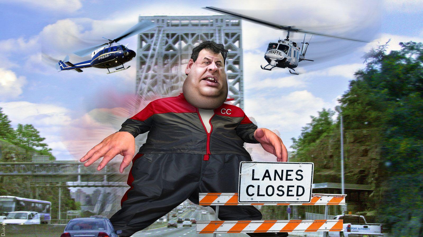 Chris Christie - Bridge Gate   Chris christie and Gov chris christie