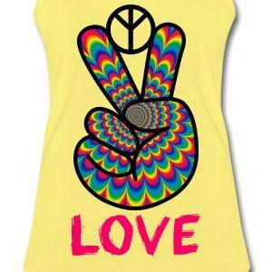 #Love #Peace #Frieden #Liebe #T-Shiert #Kleidung #Mode #Design #Bio #Klarmotten #Shop