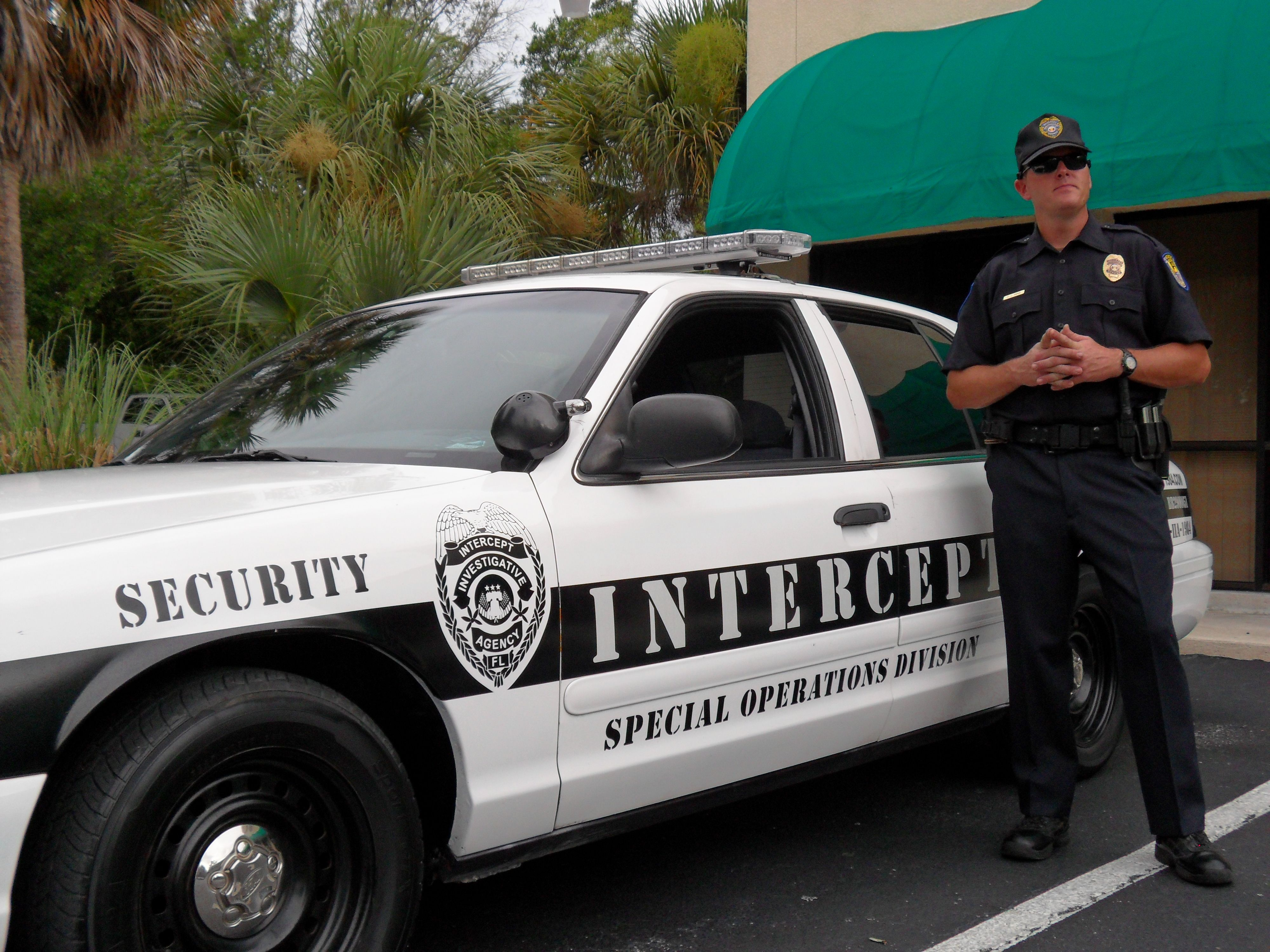 how to become private security