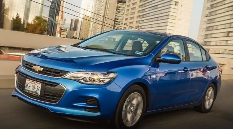 Chevrolet Cavalier 2019 Venta De Autos Maleteros Espejo Exterior