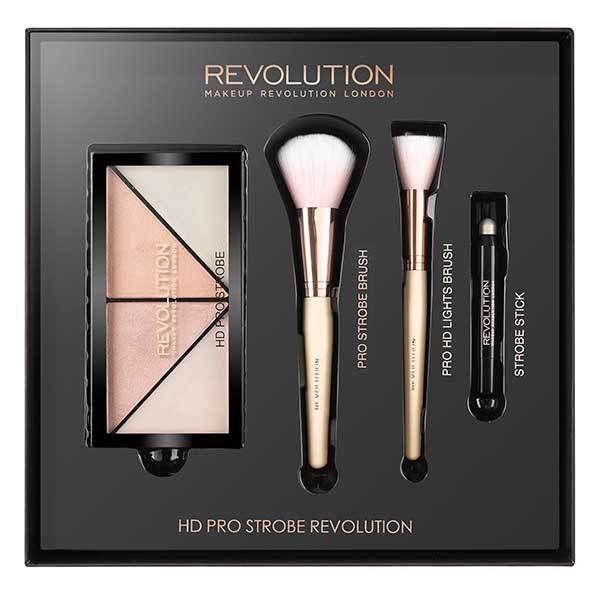 Makeup Revolution HD Pro Strobe Revolution Gift Set | FIFTH AVENUE ...