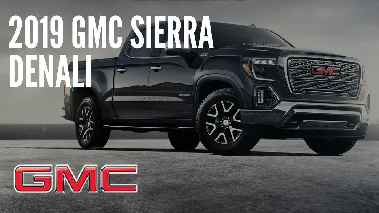 2019 Gmc Sierra 1500 Diesel