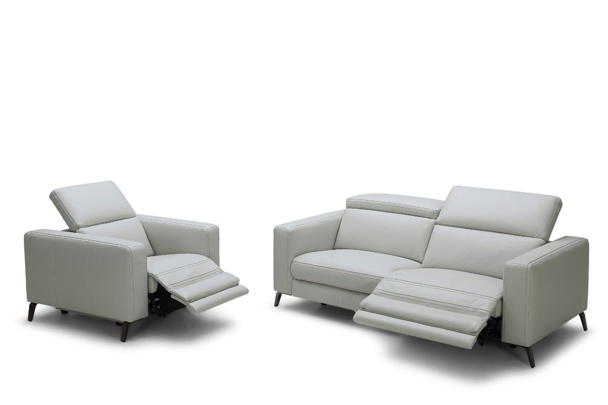 Binari Contemporary Recliner Sofa This Size Is A 3 Seater 78cm