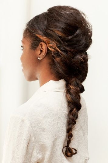 DIY #Hairstyles for all!  #braid  #DIY  #fredericks  See the rest at: #hair