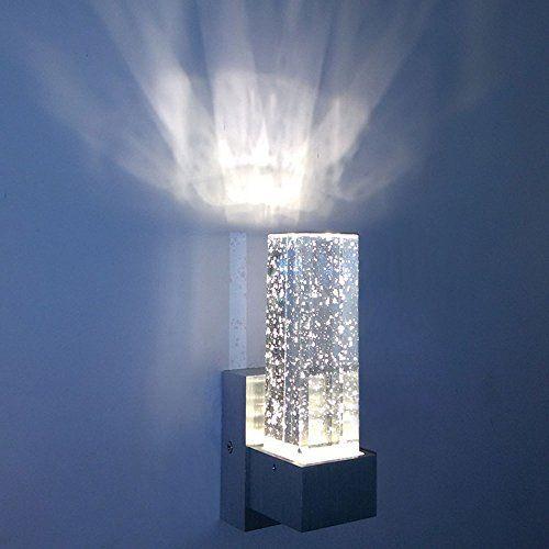 Innori Wall Light Led Night Light 3w Wall Sconces Crystal