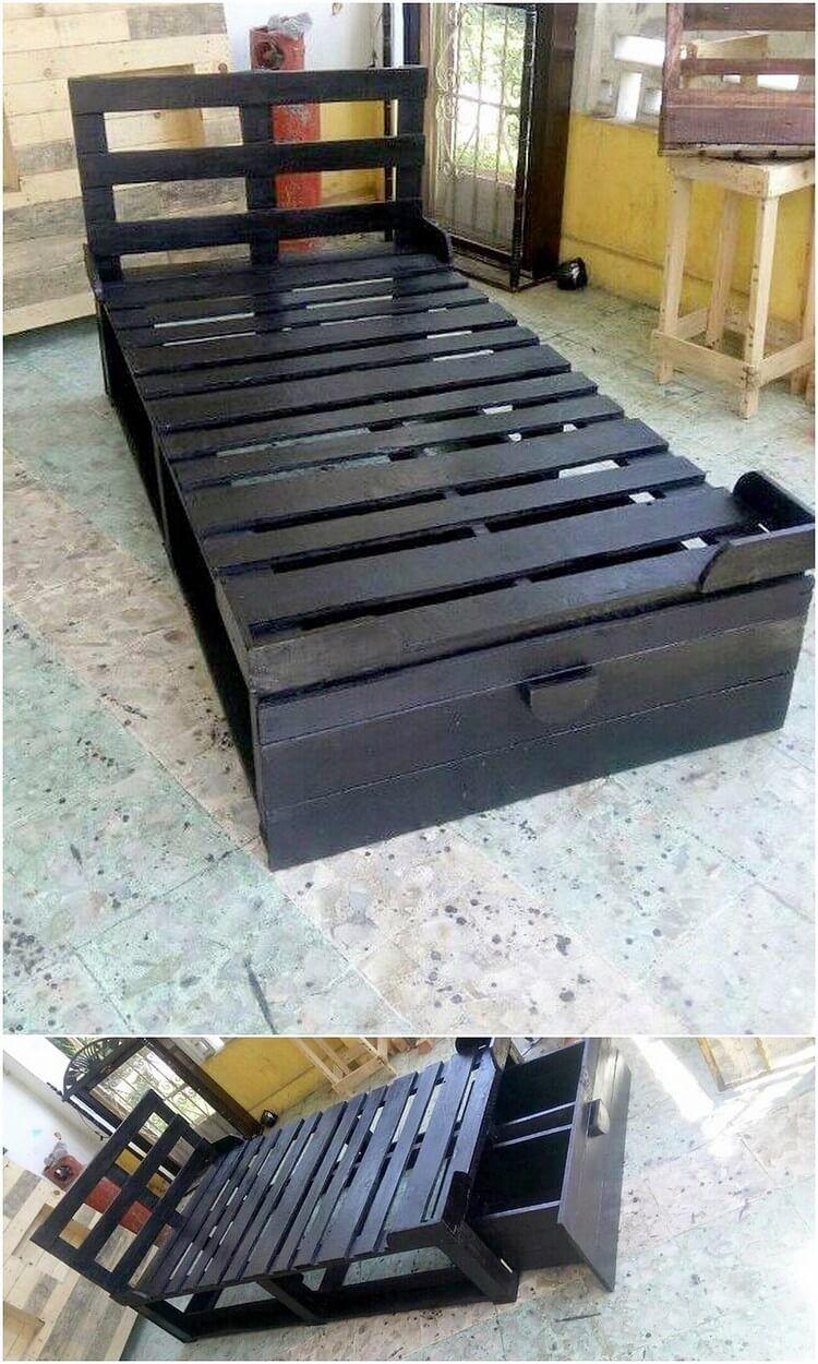 Faszinierend Holzpaletten Möbel Referenz Von Moderne Möbel Ideen Und Projekte #holzpaletten #ideen