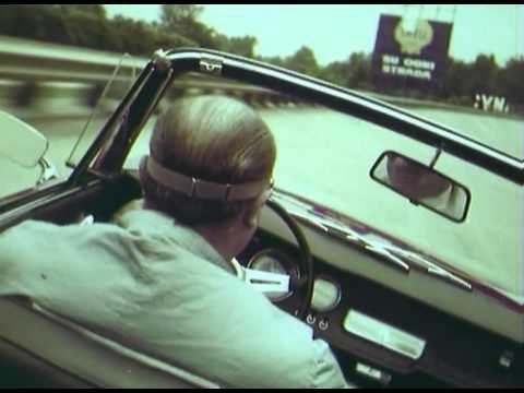 """Juan Manuel Fangio in """"Extraordinario"""" -- 1965"""