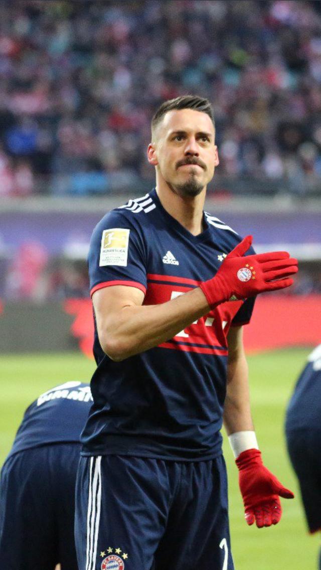 Camiseta FC Bayern München Sandro Wagner