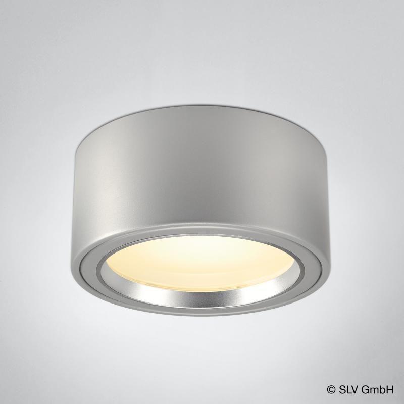 SLV LED Deckenleuchte Aufbaustrahler downlight Pinterest