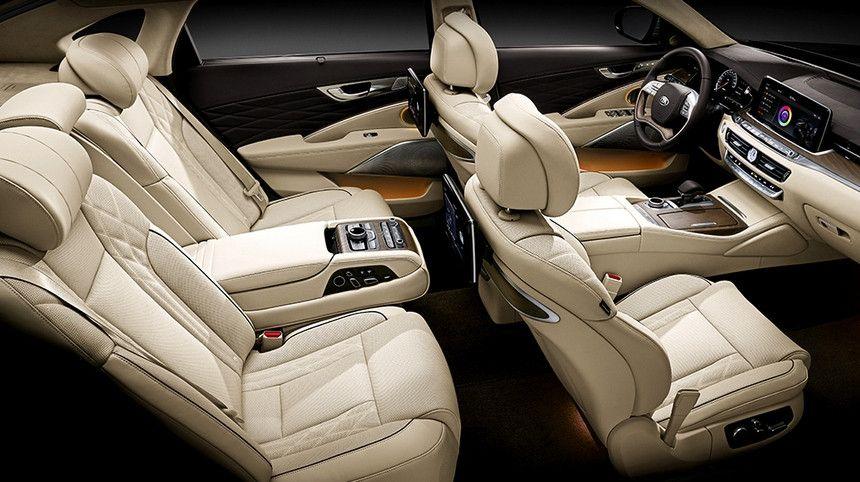 V Internete Poyavilis Nastoyashie Snimki Kia K900 Kia Hyundai Elantra Baby Car Seats