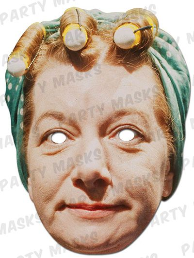 Hilda Ogden Coronation Street Mask