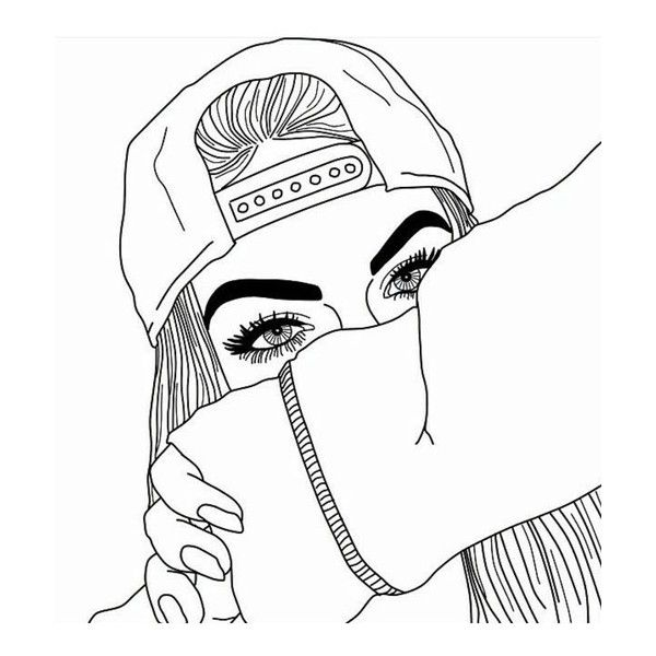 Day Dreamer Liked On Polyvore Featuring Fillers Drawings