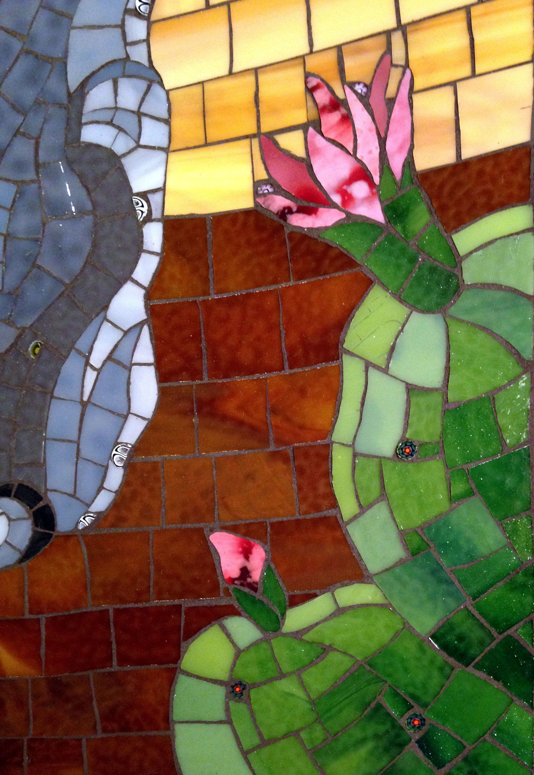 Stained Glass Mosaic Public Art Projects By Santa Barbara Ca