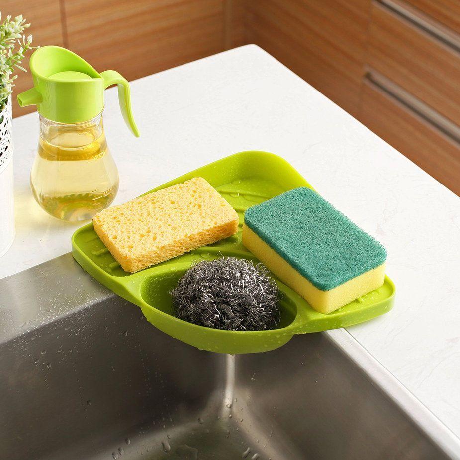 Drain Racks For Kitchen Sinks Trigonometry Shelf Kitchen Sink Dish Drain Rack Bathroom Soap