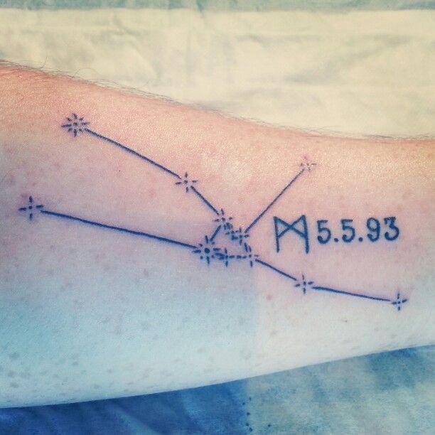 Photo of Die Taurus Constellation Tattoos und Bedeutungen – TattoosWin