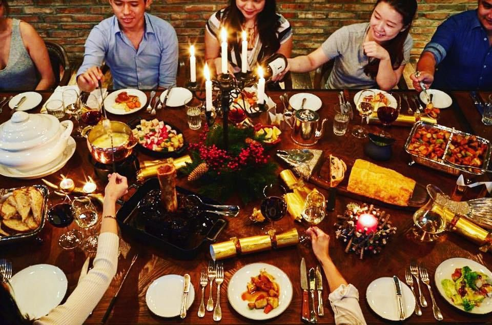 Most Unique and Romantic Christmas Dining Guide in Hong