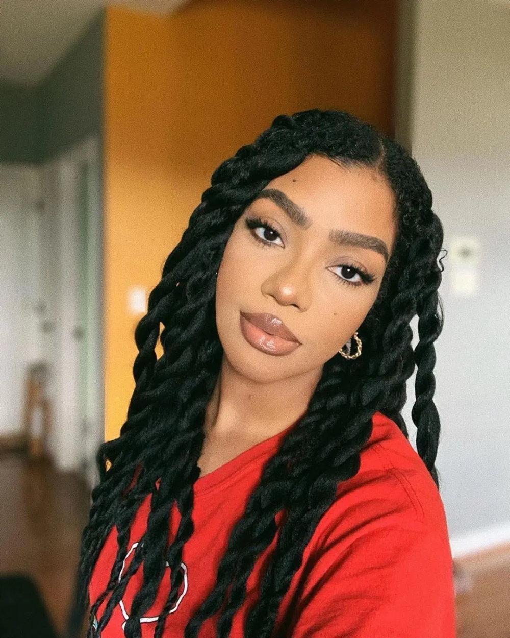 3 Easy Tips To Get The Most Out Of Your Long Term Protective Style Emily Cottontop In 2020 Marley Twist Hairstyles Protective Styles Twist Hairstyles