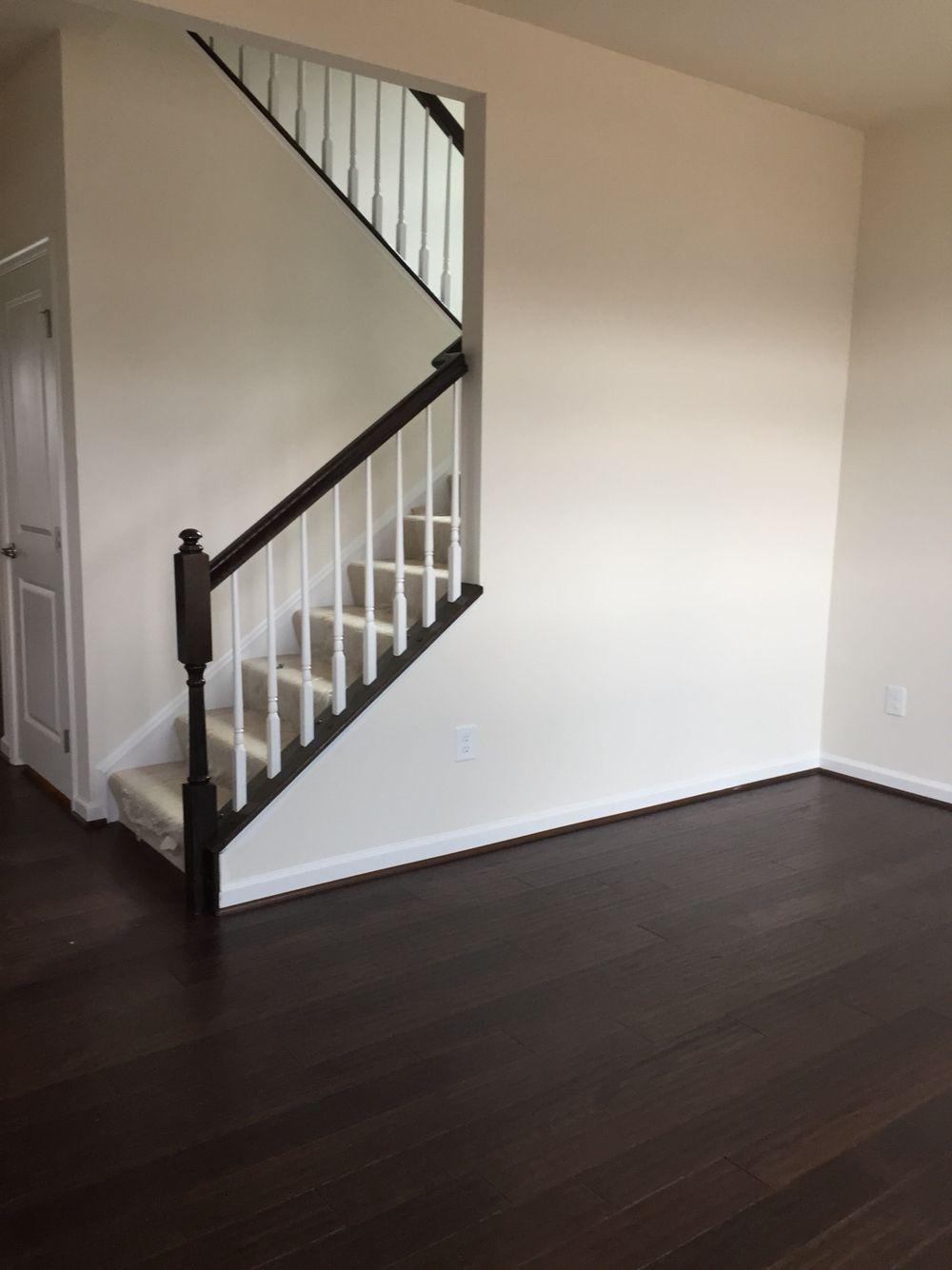 Dark Distressed Engineered Hardwood Floors And Dark
