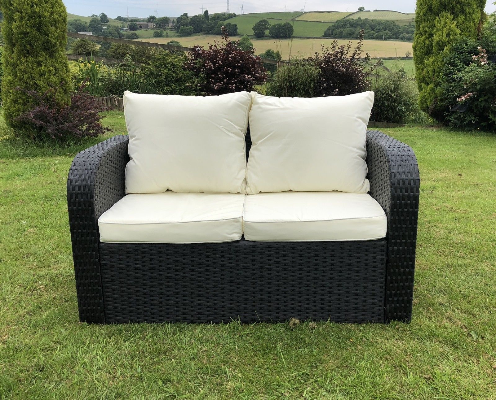 Details about Black or Mixed Brown Rattan Mix and Match