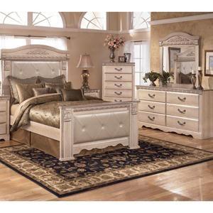 Nebraska Furniture Mart – Ashley 4-Piece Queen Bedroom Set