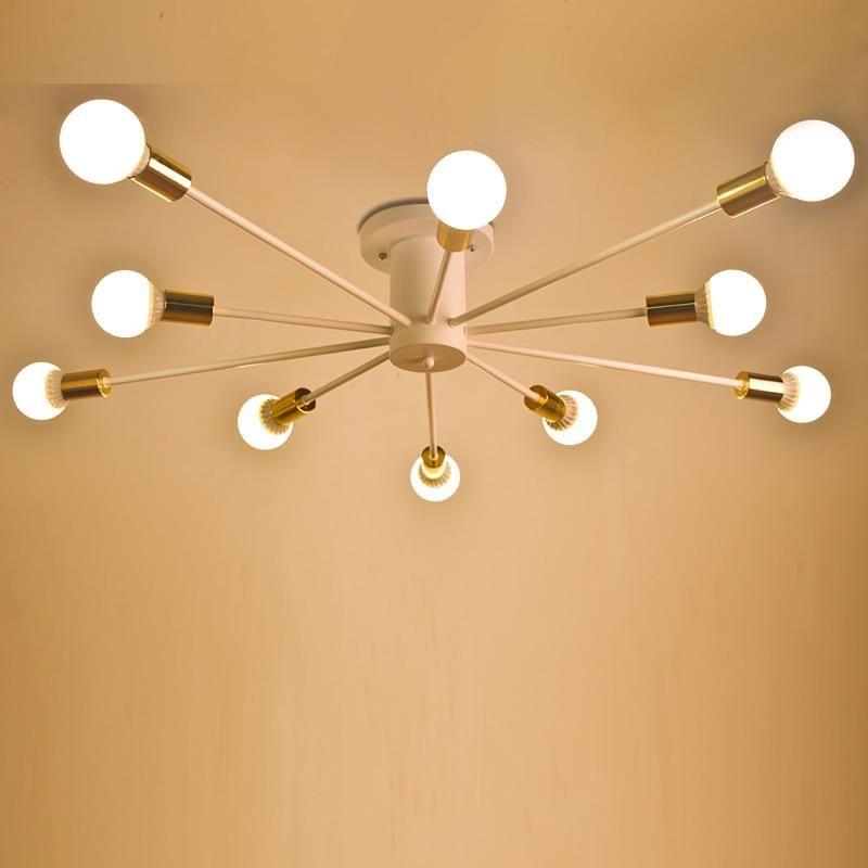 2017 New modern led ceiling chandelier lights for living