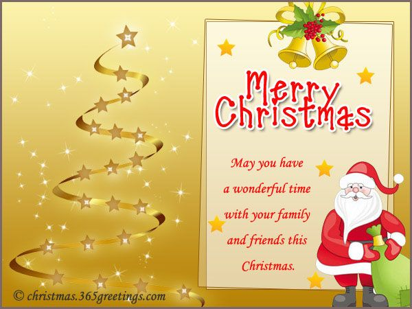 Merry Christmas Wishes and Messages Messages, Merry and Celebrations - christmas greetings sample