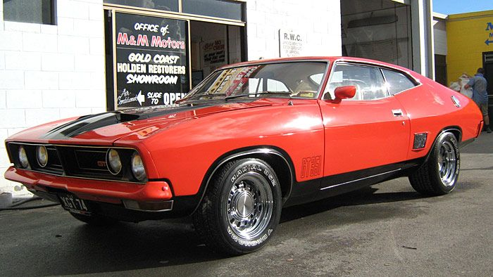 Ford Falcon Xb Gt >> 1973 Ford Falcon Xb Gt Coupe Mustang Meets Torino Meets