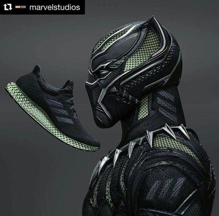 df306b4d8f4 black panther X Adidas