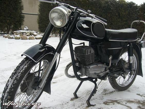 Wsk 125 Motorbikes Bike Motorcycle