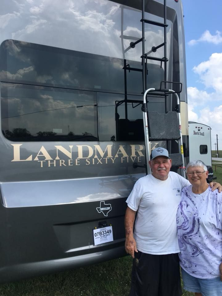 If You Ve Been Around Heartland Rvs And The Heartland Owners Club You Know These Two Long Time Heartland Brand Ambassadors Jay Landmark Oshkosh Getting Out