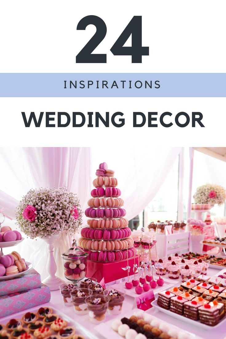 Fabulous Wedding Decorations Ideas Gallery - Stunning And Low-cost ...