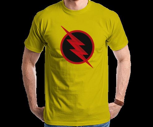 e1cc05c1bb The Flash - Reverse Flash Tshirt Camiseta Camisa Tee 120717 ...