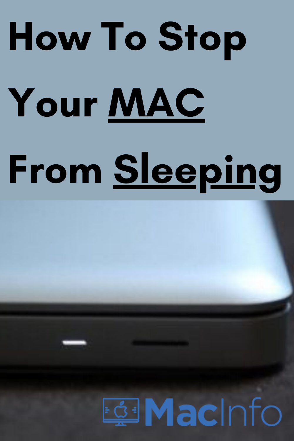 How to Stop your Mac From Sleeping | Apple Mac tips and ...
